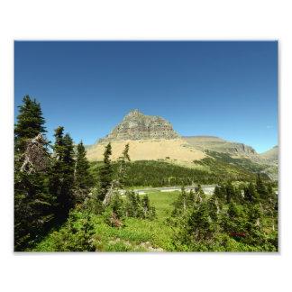 0133 8/12 paso de levantamiento del monte Logan de Cojinete