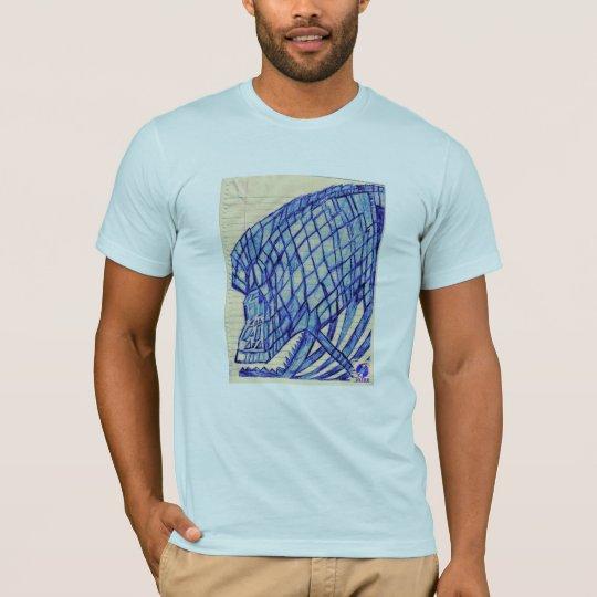 013 - Alien Head T-Shirt