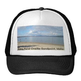 013, Lake Pend Oreille-Sandpoint, Idaho Trucker Hat