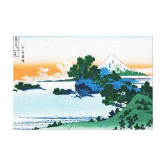 013_Shichiri beach in Sagami province.jpg Canvas Print