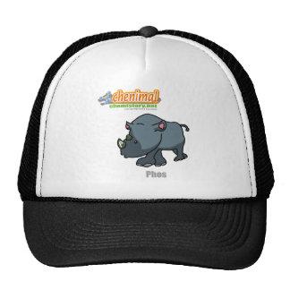 015 Phos of Chenimal Mesh Hats