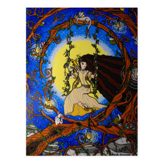 017, Kindred Spirits-The Enchanted Artwork of  ... Postcard