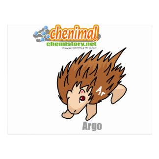 018 Argo of Chenimal Postcard