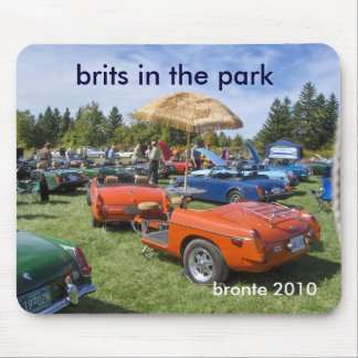 019, brits in the park, bronte 2010 mouse pad