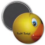 ¡019, Feelin Ducky! Imán De Frigorífico