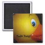 ¡019, Feelin Ducky! Iman De Nevera