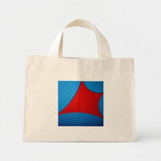 01 bolso azul y rojo bolsas
