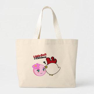 01_chicken.png jumbo tote bag