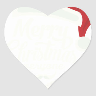 01 christmas_santacruz heart sticker