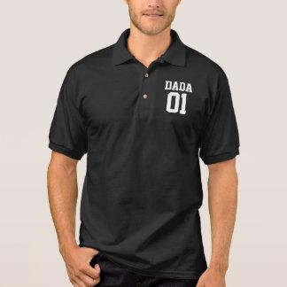 #01 DADA Customize Polo Shirt