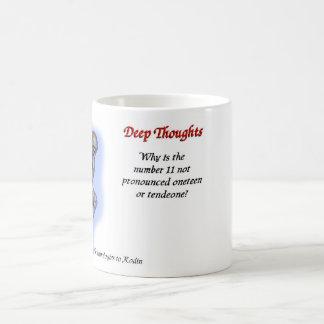 01 deep thoughts coffee mug