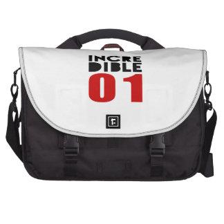 01 diseños increíbles del cumpleaños bolsas de portatil