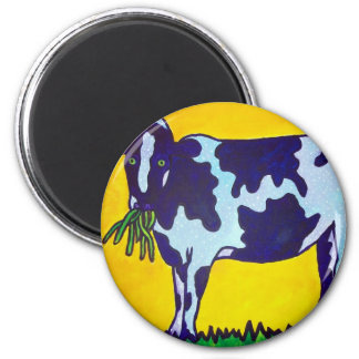 01 Got Hay by Piliero 2 Inch Round Magnet