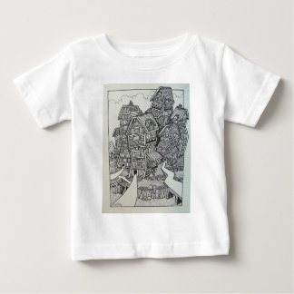 01 Inking 4 by Piliero Baby T-Shirt