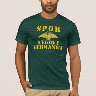 01 Julius Caesar's 1st Germanica Legion - Rome T-Shirt