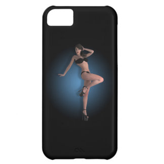 01 Pin-Up - Cover For iPhone 5C