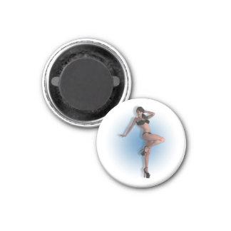 01 Pin-Up - Refrigerator Magnet