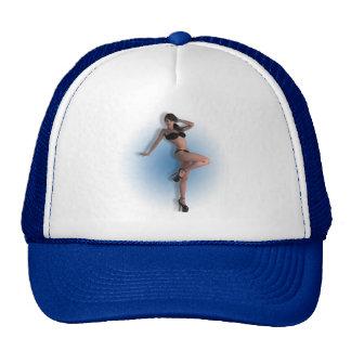 01 Pin-Up - Trucker Hat
