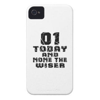 01 Today And None The Wiser iPhone 4 Case