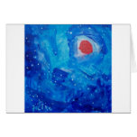 01 Universe Within by piliero Greeting Card
