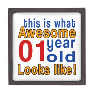01 year old looks like premium trinket boxes