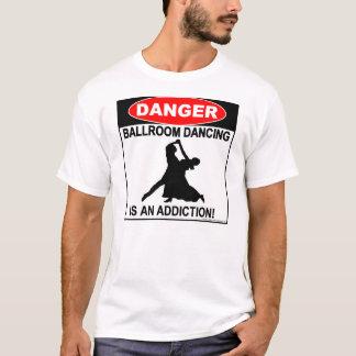 01a. Ballroom Addictions Light T-Shirts