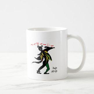 01jd Hip strip montego bay jamaica Mug
