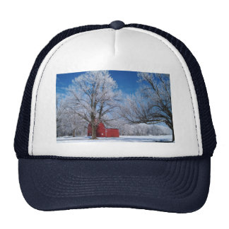 020810-76-AH TRUCKER HAT
