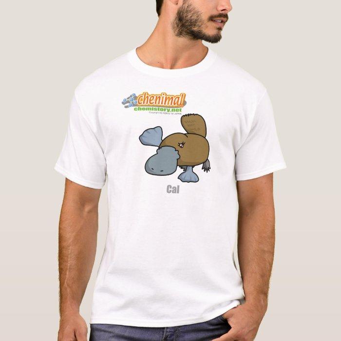 020 Cal of Chenimal (Calcium) T-Shirt