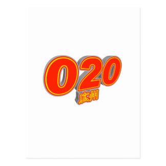020 Guangzhou Postcards