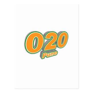 020 Pune Postcard