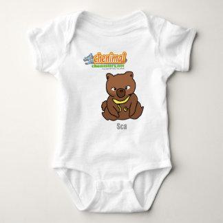 021 Sca de Chenimal (escandio) Body Para Bebé