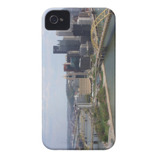 0230 Pittsburgh (Golden Triangle).JPG iPhone 4 Case