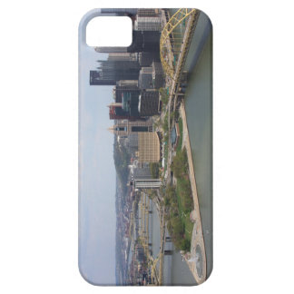 0230 Pittsburgh (Golden Triangle).JPG iPhone SE/5/5s Case