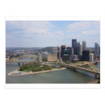 0230 Pittsburgh (Golden Triangle).JPG Postcard