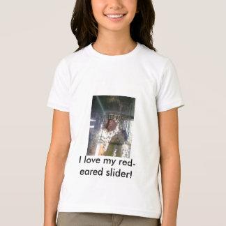 024, I love my red-eared slider! T-Shirt