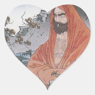 026 - The Moon Through a Crumbling Window (Haso no Heart Sticker