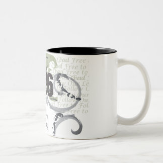 026 Two-Tone COFFEE MUG