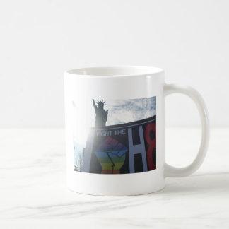 "028, ""Heterosexuality isn't normal,         it'... Coffee Mug"