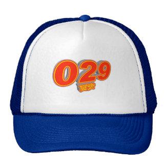 029 Xi'an Trucker Hat