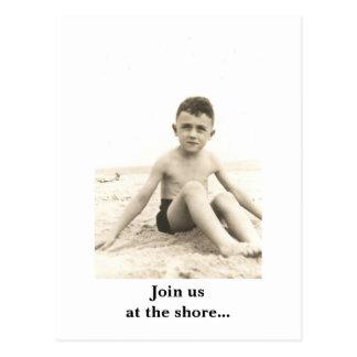 02 (2), se une a nos en la orilla… - Modificado Postales