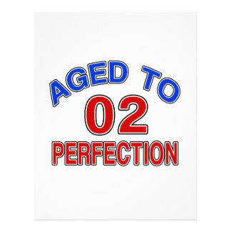 02 Aged To Perfection Letterhead