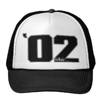 '02 (Dark) Cap