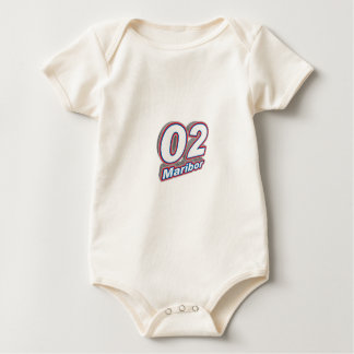 02 Maribor Baby Bodysuit