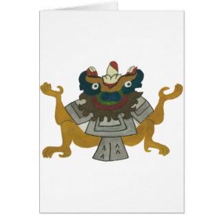 02.Tlaltecuhtli - Mayan/Aztec Creator good Cards