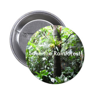 030, Save the Rainforest! Pin