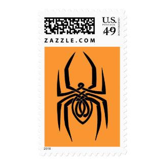 030 TATTOO BLACK SPIDER TOUGH ROUGH DANGEROUS LOGO STAMPS