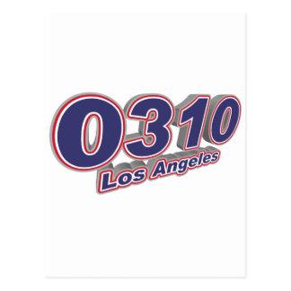 0310 Los Angeles Postcard