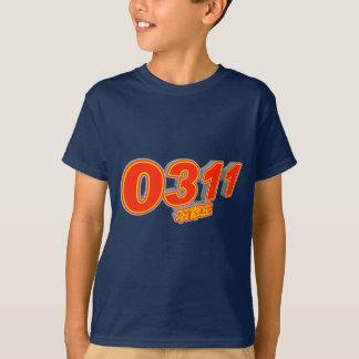 0311 Shijiazhuang T-Shirt