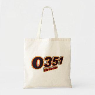0351 Dresden Tote Bag